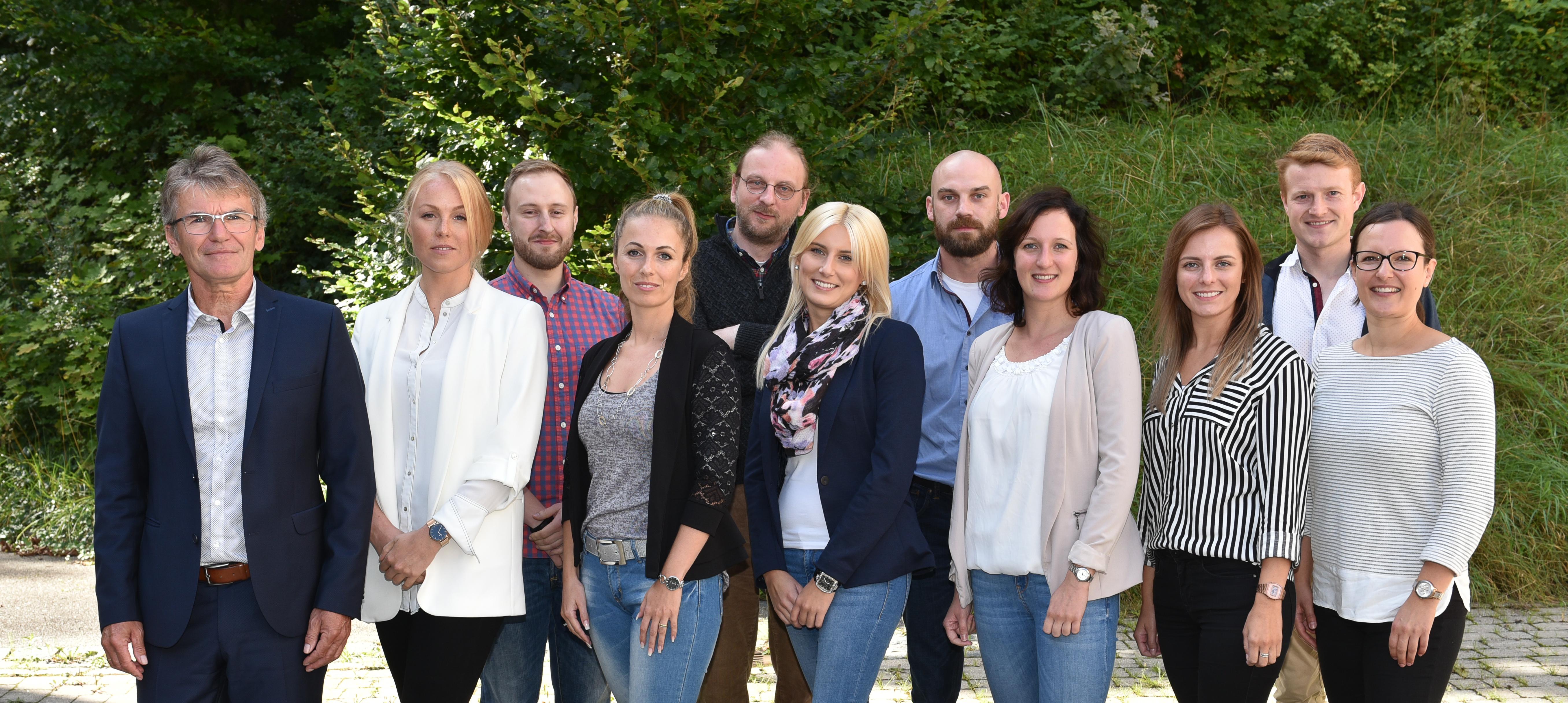 Bsz Schwandorf zuwachs fürs kollegium am staatlichen beruflichen schulzentrum